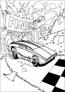 målarbok Hot Wheels (22)