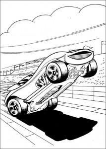 målarbok Hot Wheels (36)