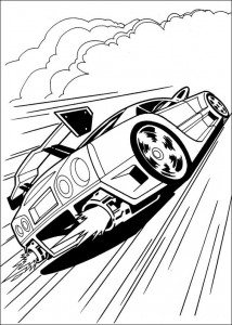 coloring page Hot Wheels (4)