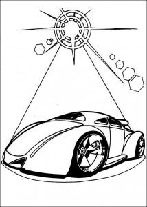 målarbok Hot Wheels (5)