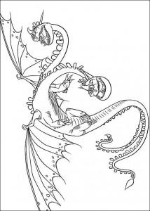 målarbok Hur du tränar din drake (17)