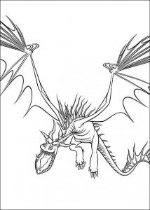 målarbok Hur du tränar din drake (6)