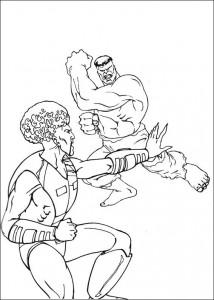 målarbok Hulk (1)