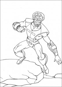 coloring page Hulk (19)