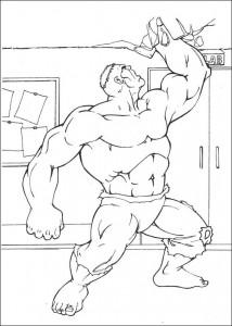 målarbok Hulk (2)