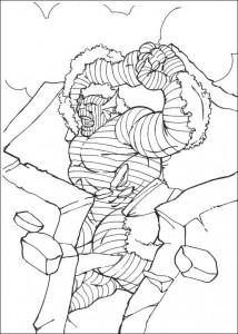 coloring page Hulk (30)
