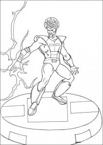 kleurplaat Hulk (35)