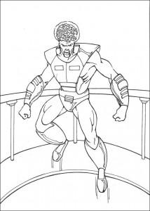 coloring page Hulk (5)