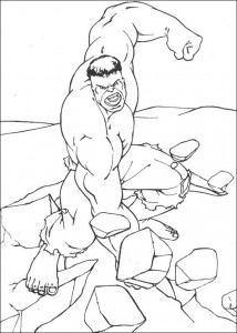 målarbok Hulk (6)