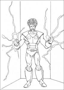 kleurplaat Hulk (67)