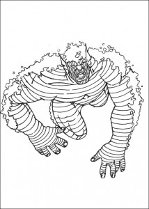 målarbok Hulk (70)