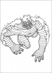 coloring page Hulk (70)