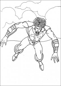coloring page Hulk (75)