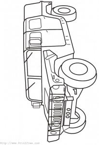 kleurplaat Hummer