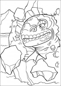 coloring page Ice Age 2 (1)