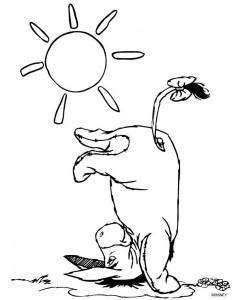 målarbok Eeyore (7)