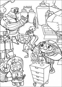 pagina da colorare Igor (6)