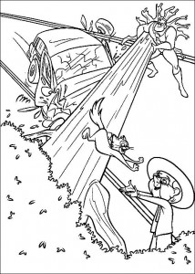 coloring page Incredibles (10)