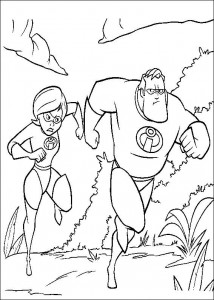 coloring page Incredibles (16)