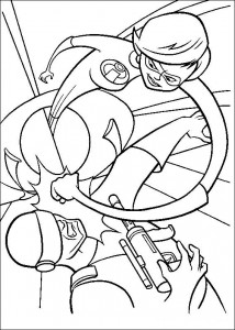 coloring page Incredibles (17)