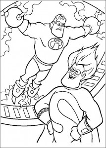 coloring page Incredibles (19)