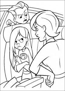 coloring page Incredibles (20)