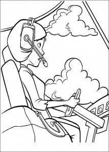 coloring page Incredibles (22)