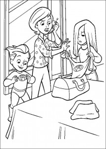 coloring page Incredibles (23)