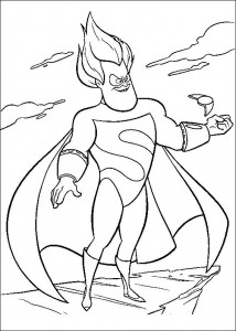 coloring page Incredibles (27)