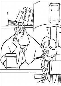 coloring page Incredibles (32)