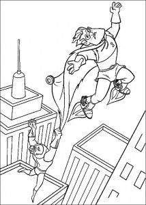 coloring page Incredibles (34)