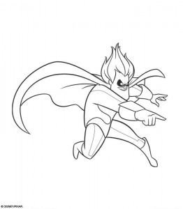 coloring page Incredibles (37)