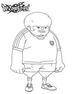 coloring page Jack Wallside