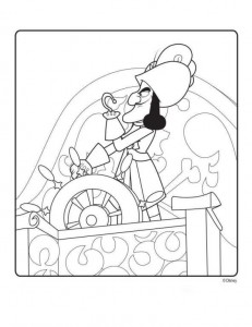 coloring page Jake and the never-thought priests (3)