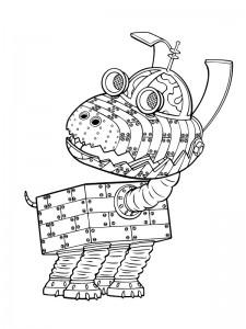 målarbok Jimmy Neutron (12)