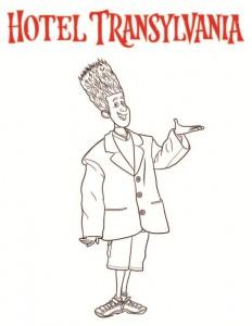 målarbok Johnnystein