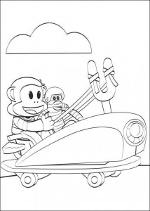 coloring page Julius Jr. (10)