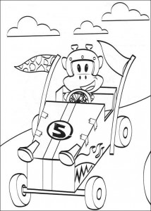 coloring page Julius Jr. (12)