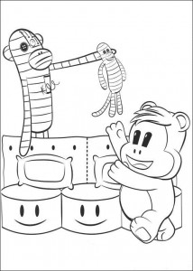 coloring page Julius Jr. (13)