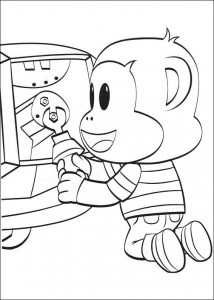 coloring page Julius Jr. (17)