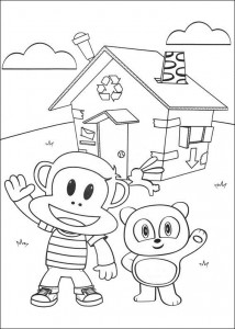coloring page Julius Jr. (18)