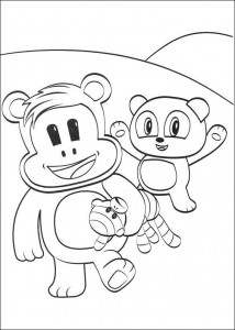 coloring page Julius Jr. (24)