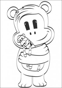 coloring page Julius Jr. (25)