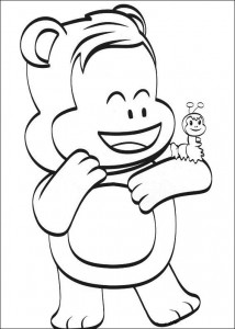 coloring page Julius Jr. (26)