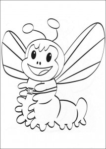 coloring page Julius Jr. (5)