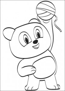 coloring page Julius Jr. (6)