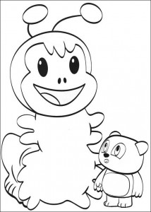 coloring page Julius Jr. (7)