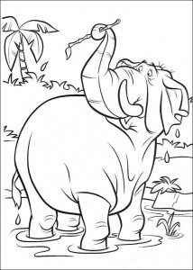 coloring page Jungle Book 2 (10)