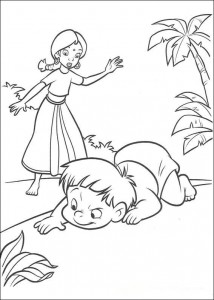 coloring page Jungle Book 2 (14)