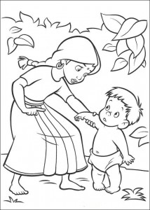 coloring page Jungle Book 2 (18)